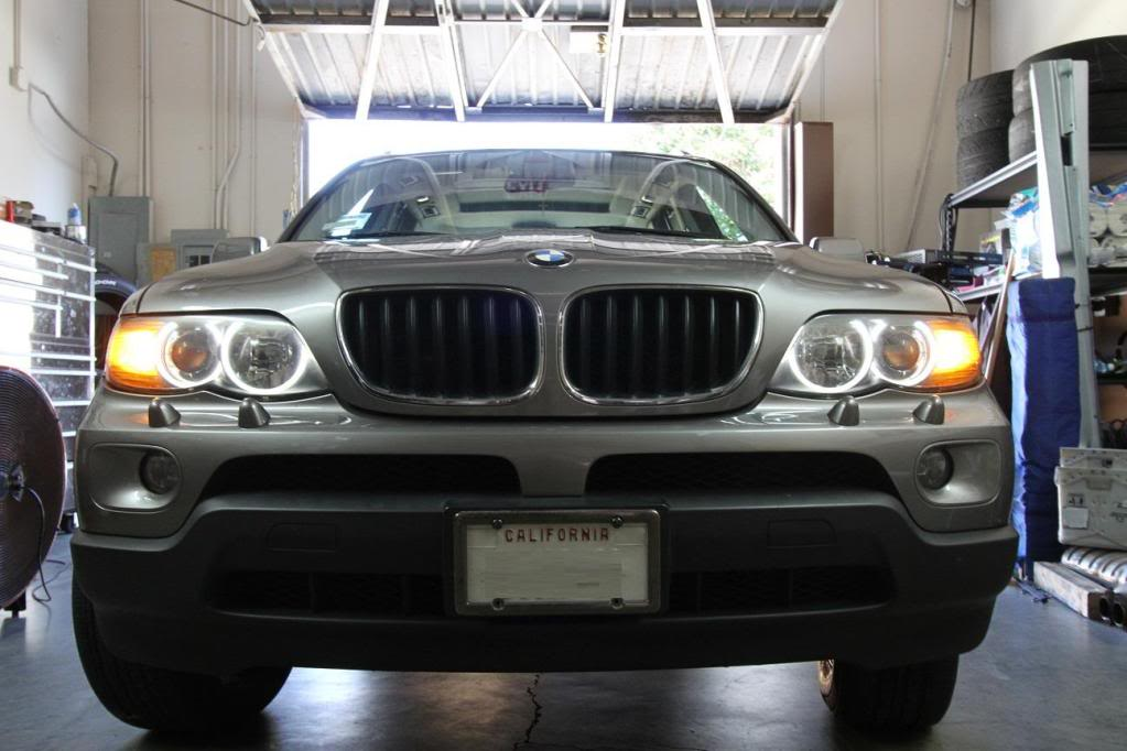Smd Led Angel Eyes Set Kompleet Bmw X5 E53 Bmw Audi