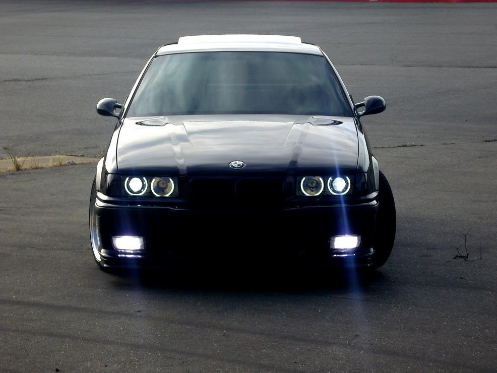 Angel Eyes Bmw E36 Smd