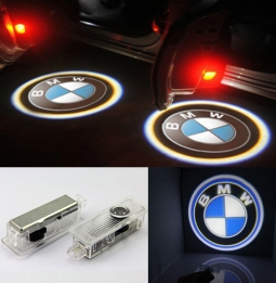BMW LED Logo 2 Units deuren