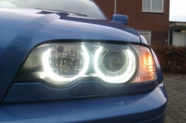 Led angel Eyes E46 99-03 Coupe/Cabrio