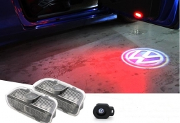 LED logo Units(2) set kompleet Golf 5